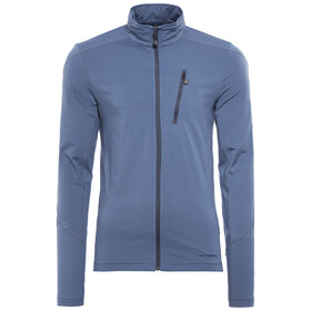 axant Alps fleece jas Light Powerstretch Heren blauw